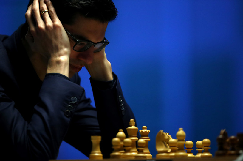 Anish Giri /Dean Mouhtaropoulos /Getty Images