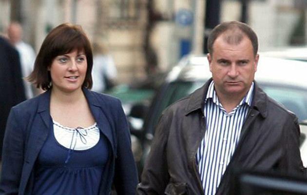Anita Błochowiak i Wojciech Pomajda, fot.Piotr Grzybowski  /East News