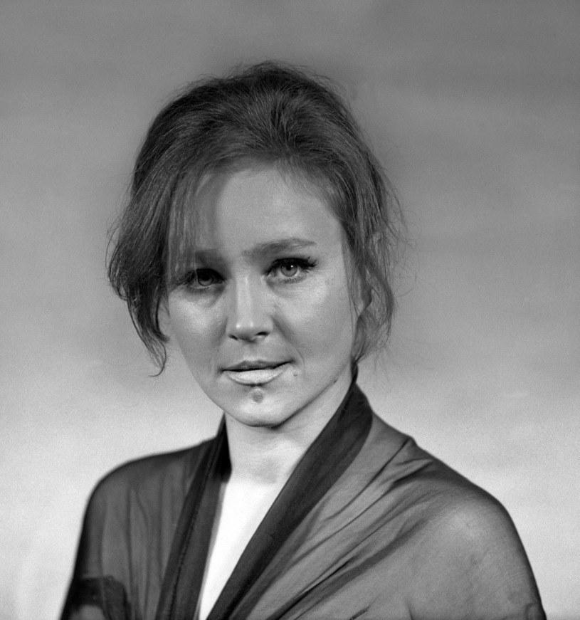 Anita Dymszówna /Jerzy Płoński /Agencja FORUM
