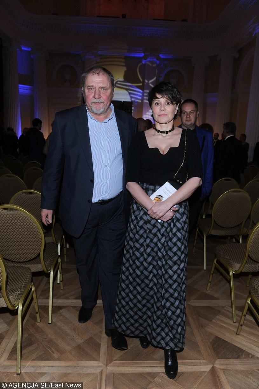 Anita Kruszewska i Andrzej Grabowski /East News