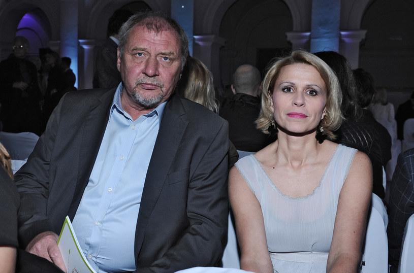 Anita Kruszewska i Andrzej Grabowski /Andras Szilagyi /MWMedia