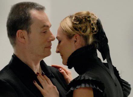 Anita Lipnicka i John Porter/Fot. Piotr Tarasewicz /East News