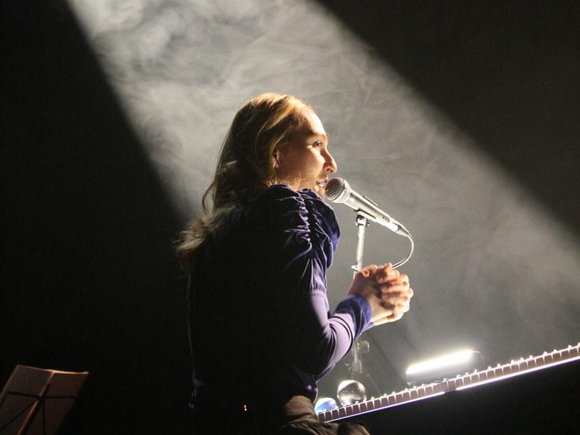 Anita Lipnicka wystąpiła w Filharmonii Krakowskiej  /fot. Aleksandra Dudasz