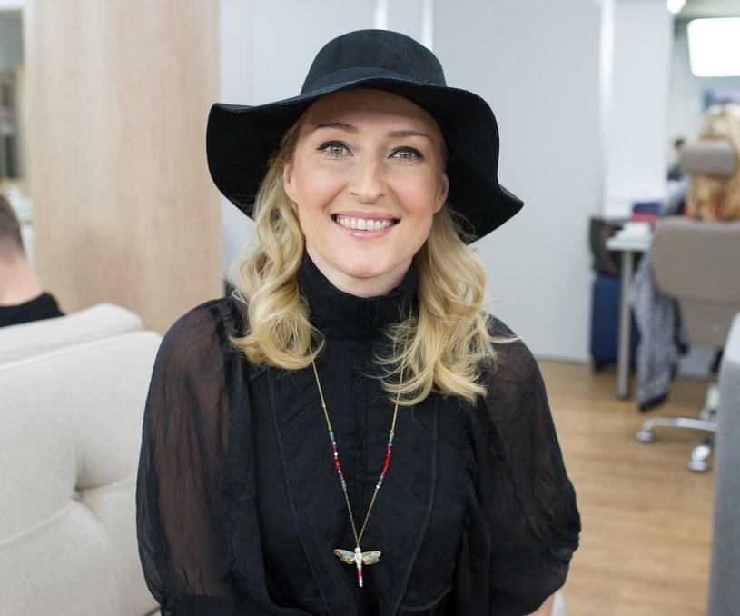 Anita Lipnicka /Bartosz Krupa/Dzień Dobry TVN /East News