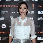 Anita Sokołowska w bardzo prześwitującej bluzce!