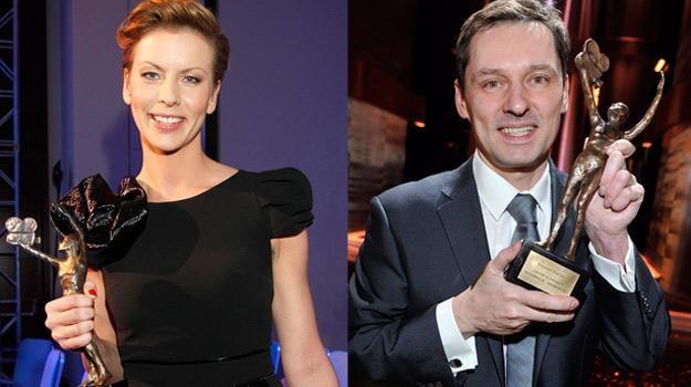 Anita Werner i Krzysztof Ziemiec byli już laureatami Telekamer. Jak będzie w tym roku? /AKPA
