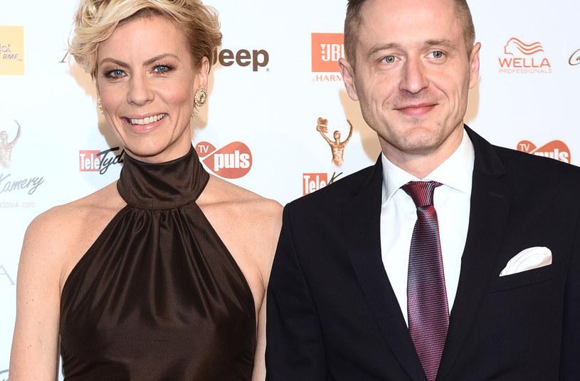 Anita Werner i Michał Kołodziejczyk /Andras Szilagyi /MWMedia