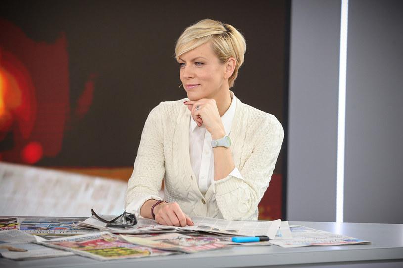 Anita Werner stara się zaistnieć w mediach społecznościowych /Kamil Piklikieiwcz /East News