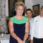 Anita Włodarczyk na kolacji u Magdy Gessler. Ale uczta!