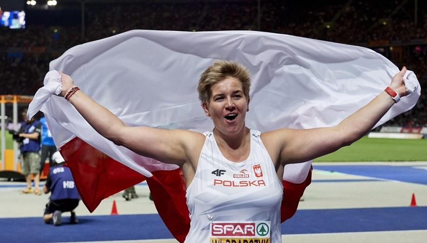 Anita Włodarczyk oficjalnie mistrzynią olimpijską z Londynu w 2012 roku