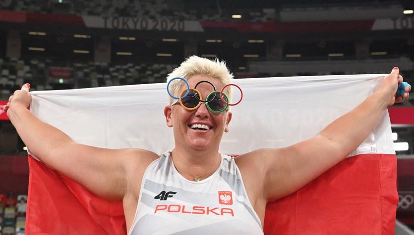 Anita Włodarczyk po raz trzeci mistrzynią olimpijską! Dwa medale dla Polski!