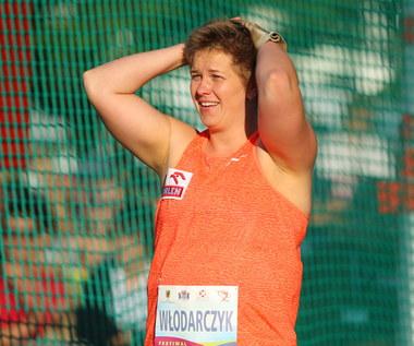 Anita Włodarczyk pobiła rekord świata w rzucie młotem