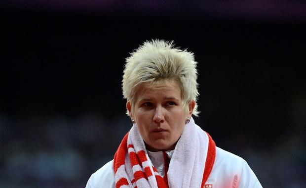 Anita Włodarczyk srebrną medalistką IO