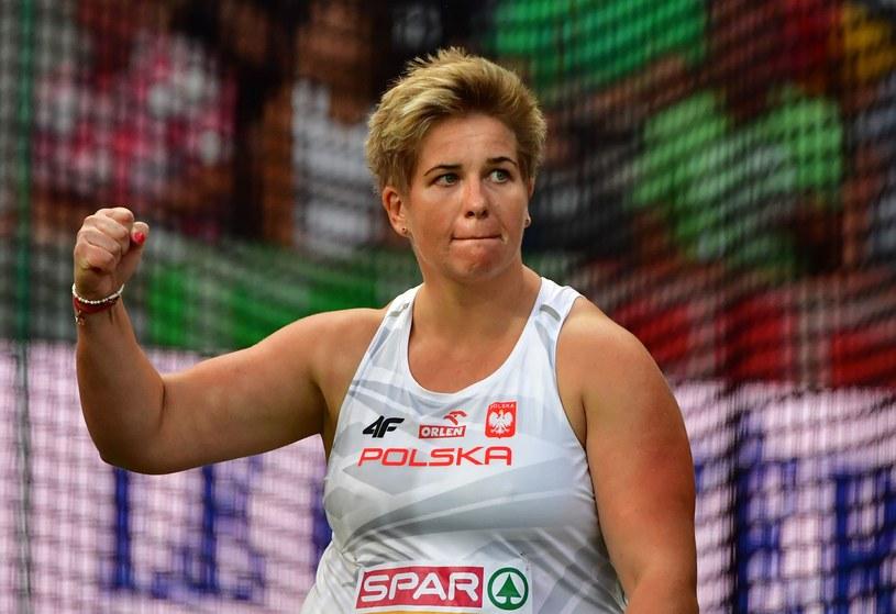 Anita Włodarczyk to jedna z najbardziej utytułowanych lekkoatletek w historii polskiego sportu /AFP