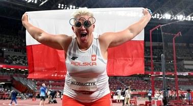 Anita Włodarczyk: Trzeci medal olimpijski to było moje marzenie