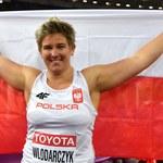 Anita Włodarczyk z nagrodą PKOl za złoto z Londynu