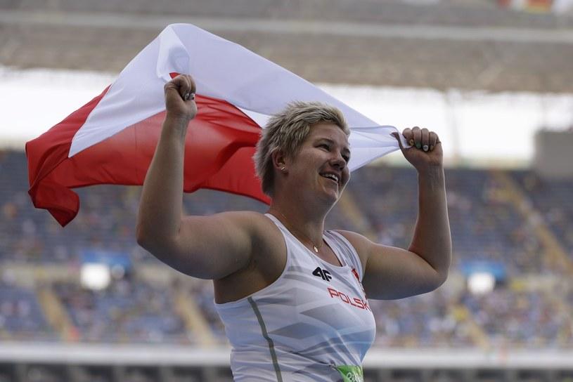 Anita Włodarczyk /Natacha Pisarenko /East News