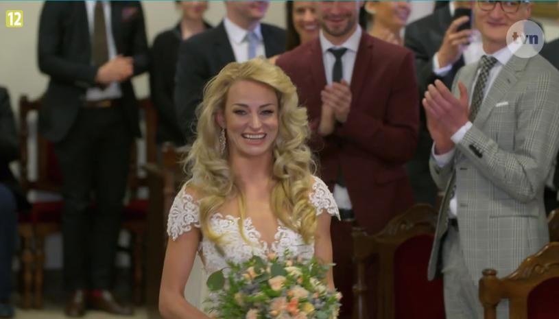 ślub Od Pierwszego Wejrzenia 3 Anita Zachwyciła Wszystkich Adrian