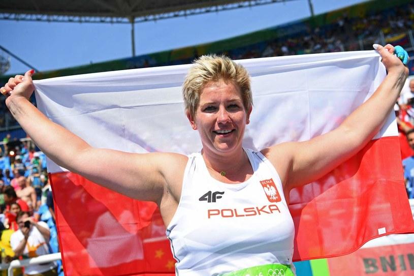 Anitę Włodarczyk zobaczymy na Orlen Warsaw Games /AFP