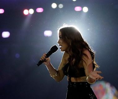 Anitta na ceremonii otwarcia igrzysk olimpijskich w Rio (5 sierpnia 2016 r.)