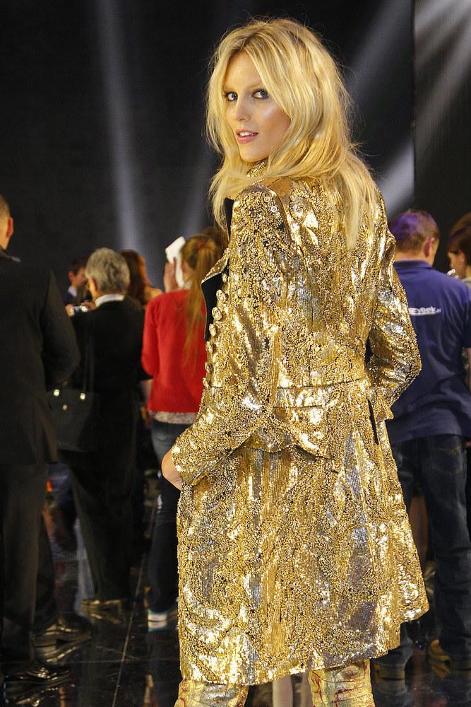 Anja była gościem specjalnym programu Top Model  /Jarosław Wojtalewicz /AKPA