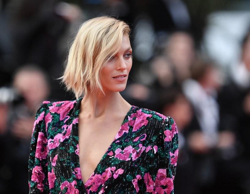 Anja Rubik na filmowym festiwalu w Cannes - 13 maja 2018 r. /AA/ABACA /East News