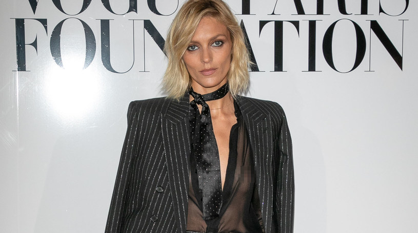 Anja Rubik na imprezie Vogue'a /Marc Piasecki /Getty Images