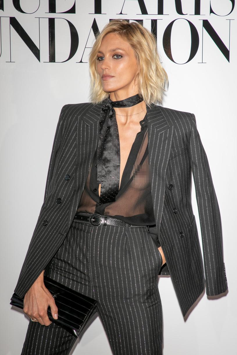 Anja Rubik na imprezie Vogue'a /Marc Piasecki /Getty Images