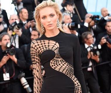Anja Rubik w Cannes i kontrowersje związane z obcasami