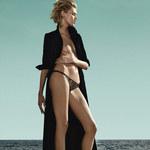 Anja Rubik w Vogue Germany