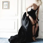 Anja Rubik w Vogue Germany