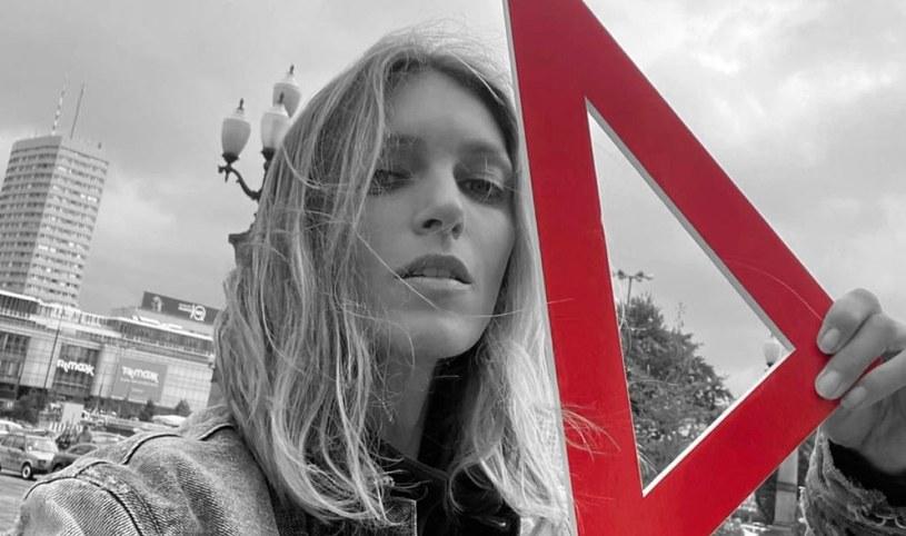 Anja Rubik wspiera kampanię Wolna Szkoła /Karol Grygoruk /materiały prasowe