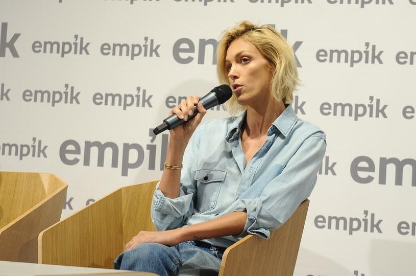 Anja Rubik /Jarosław Antoniak /MWMedia