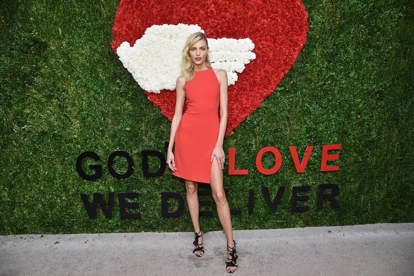 Anja zajmuje 14. miejsce na liście najlepiej zarabiających modelek świata. /Getty Images