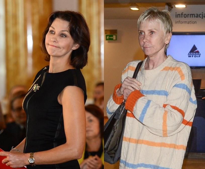 Anka Popek i Ewa Błaszczyk /- /MWMedia