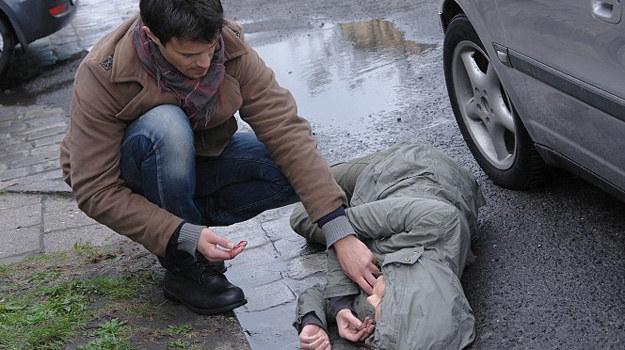 Anna (Agnieszka Włodarczyk) rozstasnie się z Pawłem. Chwilę później będzie miała poważny wypadek... /- /materiały prasowe