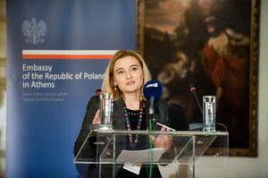 Anna Barbarzak: Ponad milion polskich turystów w Grecji