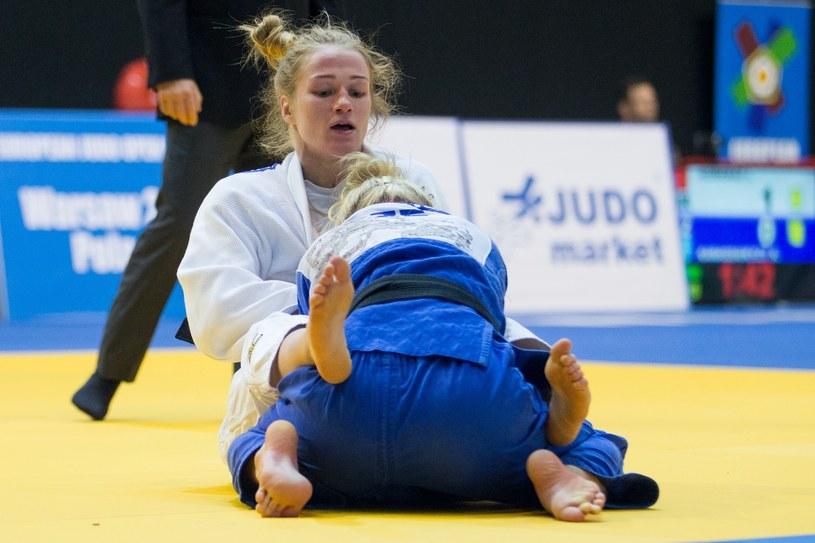 Anna Borowska chce walczyć o igrzyska olimpijskie /Tomasz Jastrzebowski/REPORTER /East News