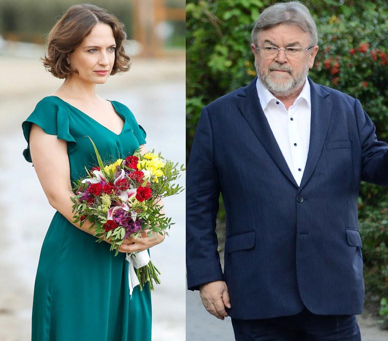 Anna Cieślak i Edward Miszczak, fot. AKPA/Podlewski /Radosław Nawrocki /Agencja FORUM
