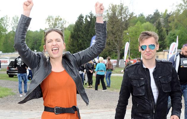 Anna Cieślak znów jest szczęśliwa /Andras Szilagyi /MWMedia