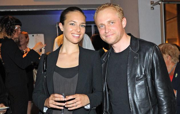 Anna Czartoryska i Piotr Adamczyk  /MWMedia
