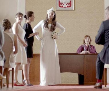 Anna Czartoryska-Niemczycka: Filmowy ślub
