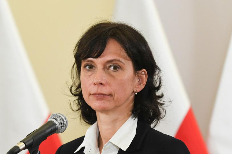 Anna Dalkowska /Jacek Domiński/ Reporter /East News