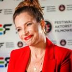 Anna Dereszowska eksponuje ciążowy brzuszek