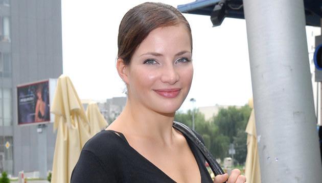 Anna Dereszowska, fot. Andrzej Szilagyi  /MWMedia