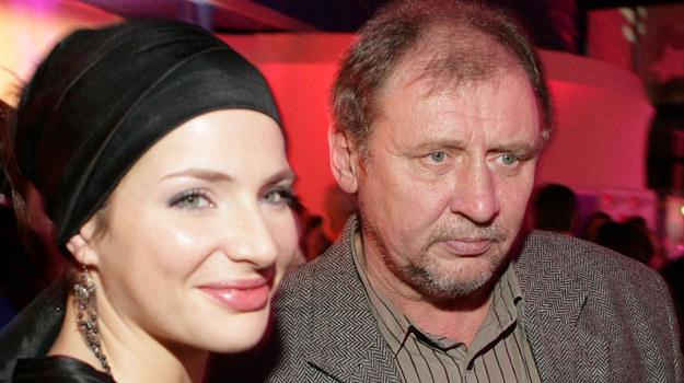 Anna Dereszowska i Andrzej Grabowski /Agencja W. Impact