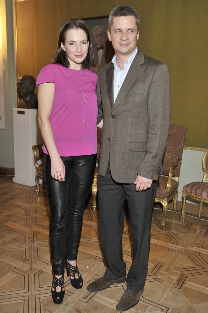Anna Dereszowska i Piotr Grabowski /Jacek Kurnikowski /AKPA