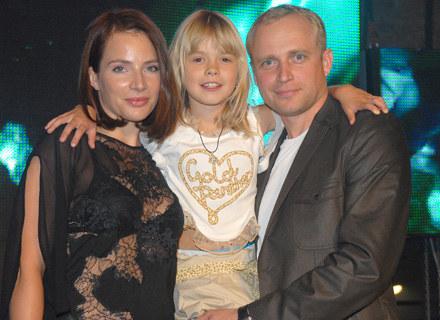 Anna Dereszowska, Julia Wróblewska i Piotr Adamczyk, fot. Marek Ulatowski /MWMedia