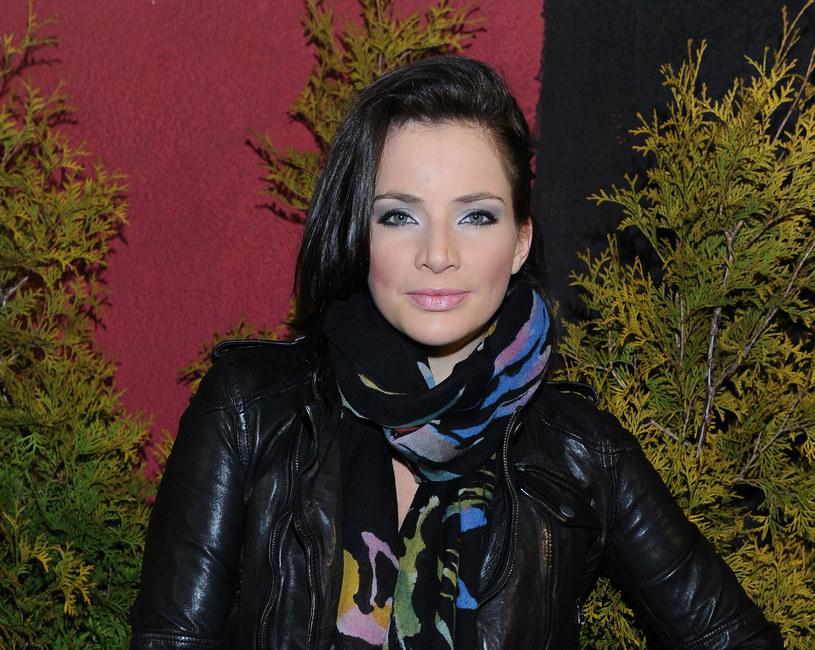 Anna Dereszowska lubi spędzać czas z przyjaciółmi /MWMedia /MWMedia