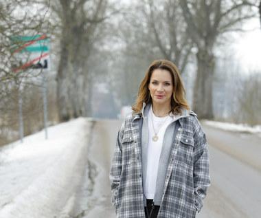 Anna Dereszowska mieszka w najbardziej zanieczyszczonym miejscu Warszawy
